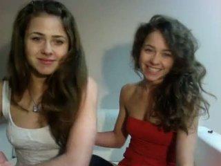 kwaliteit tieten video-, hq brunette thumbnail, teenies