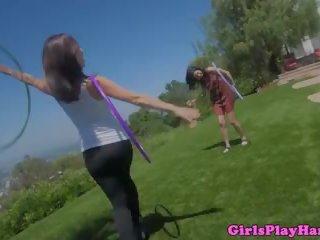 lesbiennes, beste babes film, shyla jennings video-