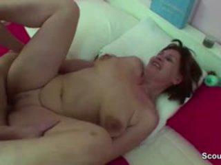 plezier doggystyle porno, oma kanaal, een pijpbeurt klem