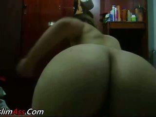 Sara Ass Masturbation