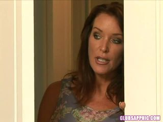 Rachel Steele Walks In On Elexis Monroe As She Changes To Go Out A Steamy Encounter Ensues