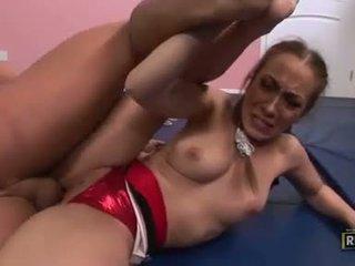 zien flexibele scène, meer pornosterren tube