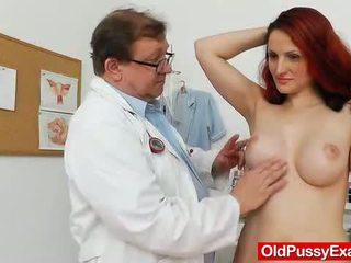 rood hoofd seks, groot vingerzetting porno, groot rondborstige porno