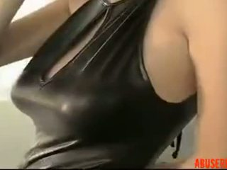 Asian Leather Model: Free Babe HD Porn - abuserporn.com