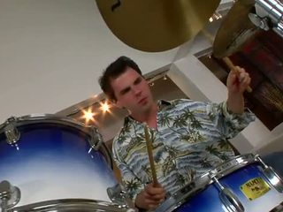 Kara novak bangs 一 drummer