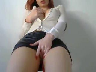 vibrator tube, webcams kanaal, orgasmes scène
