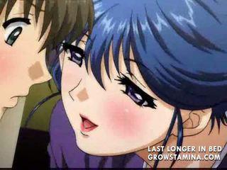 roztomilý volný, pěkný hentai skutečný, skutečný anime