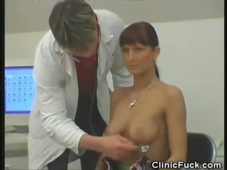 Patient Sucks Doctors Cock