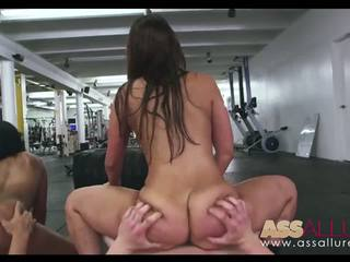 Fucking At The Gym Valerie Kay, Arianna Knigh