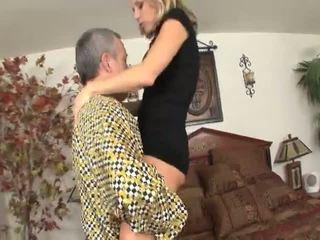 Older Blonde Love Getting Fucked, Free Porn c0