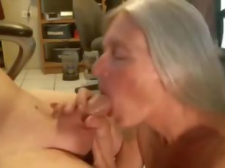 young video, all cum in mouth, quality granny film