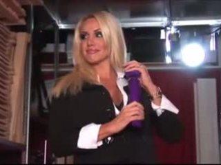 blonde, frumos jucarii sexuale real, striptease calitate