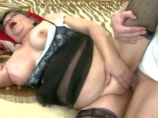 Mature Pervert Mother Wakes up Young Son, Porn 43