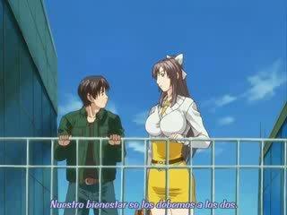 anime scène, cartoons