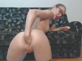 squirting, online gaping, most fisted scene