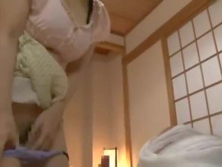 brunette actie, orale seks neuken, plezier japanse kanaal