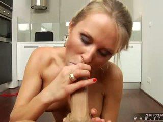Sexy Bitch Laura Crystal Sucks O.