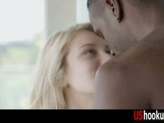 BLACKED Blonde Girlfriend Alli Rae