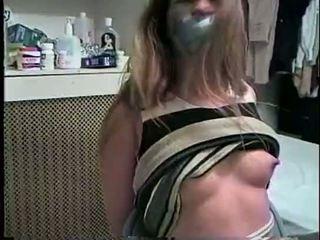 beste mond gesnoerd, gebonden porno, gebonden actie
