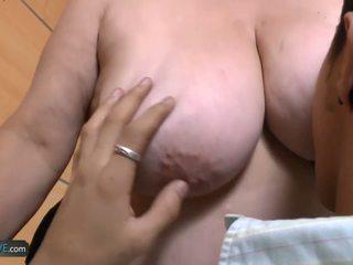 Agedlove 大きい boobed senior gloria ハードコア: フリー 高解像度の ポルノの b1