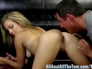 Teen Taylor Dare Gets Ass Filled With Cum!