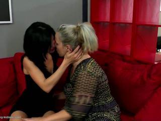 more lesbians, best grannies all, best matures