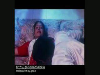 Telugu Actress Raasi Boobs Touched