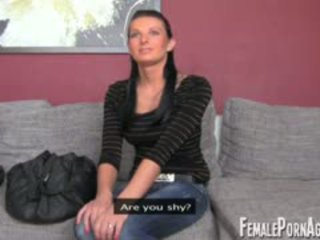 Czech Milf Casting For New Job