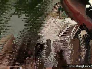 কুয়াশাচ্ছন্ন পাথর মধ্যে বাধ্য bi cuckolds