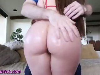 łup, duży tyłek, white ass