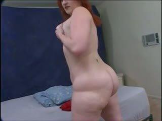 bbw, big butts, redheads