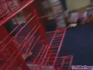 Seth Gamble Fucked Kayla Kayden Real Hard In A Porno Store