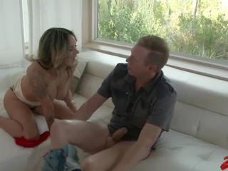 mooi orale seks, deepthroat mov, alle vaginale sex video-