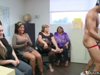 CFNM Office Blowjob Party, Free CFNM Blowjob HD Porn 1a