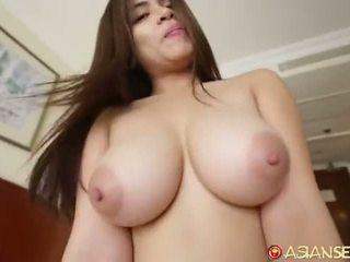 meer brunette, controleren reverse cowgirl, zien cock sucking film