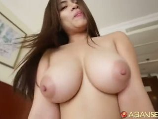 online brunette, mooi reverse cowgirl gepost, controleren cock sucking