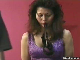 סקסי מלאך פטמות butchered