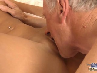 Merry Fucking Christmas Super-hot Blonde Old Cumshot...