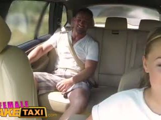 Femalefaketaxi Massive Tits Cabbie Wants Cock on the Backseat Video