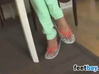 solo, foot fetish, fetish