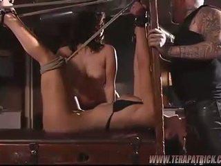 grote tieten scène, pornosterren video-, nieuw slavernij