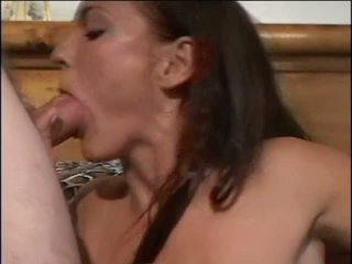Girls gets a Load of Cum on Her Face in this Compilation