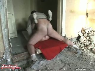 Young blonde hoe slurps on big raging shaft