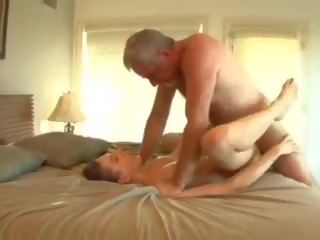 Big Dick Daddy Fucks the Babysitter, Free Porn 33