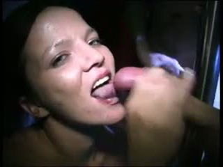 blowjobs, hq cum in mouth new, most brunettes