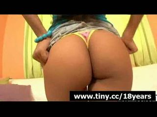 young, all teasing, 18yo nice