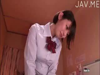 plezier japanse, zien kindje, cumshot film