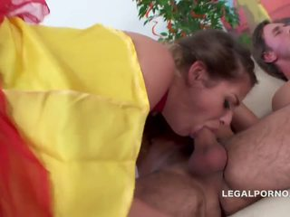 Cathy Heaven & Simony Diamond - Double Anal