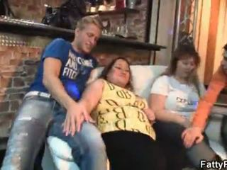 party sex, bbw gangbang, bbw group vid