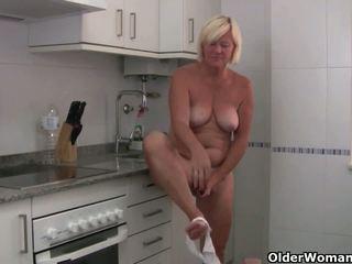 Sabine sbírka: volný starší žena zábava vysoká rozlišením porno video 0c